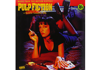VARIOUS - Pulp Fiction - (LP + Download)