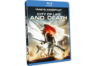 City of Life and Death Drama Blu-ray