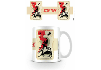 STAR TREK - AMOK TIME - ORTIZ - TASSE