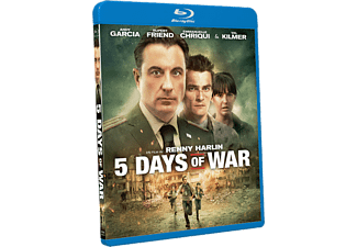 5 Days of War Action Blu-ray