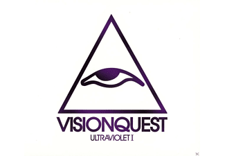 VARIOUS - Visionquest Ultraviolet I - (CD)