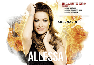 Allessa - Adrenalin (Special Limited Edition) - (CD)