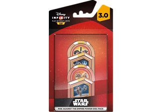 DISNEY INFINITY Power Discs Star Wars Rise Against The Empire 4-pack