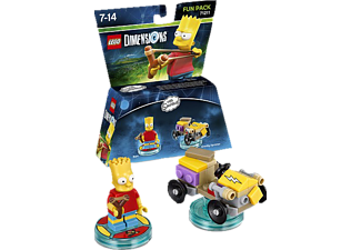 LEGO Dimensions Fun Pack - Simpsons Bart