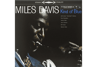 Miles Davis - Kind Of Blue +2 (Remastered) - (Vinyl)