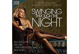 Swing Dealers - Swinging Through The Night - (CD)