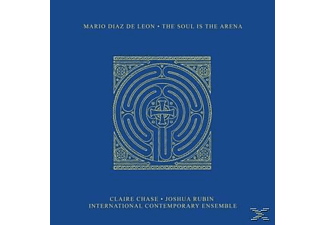 Mario Diaz De Leon - The Soul Is The Arena - (Vinyl)