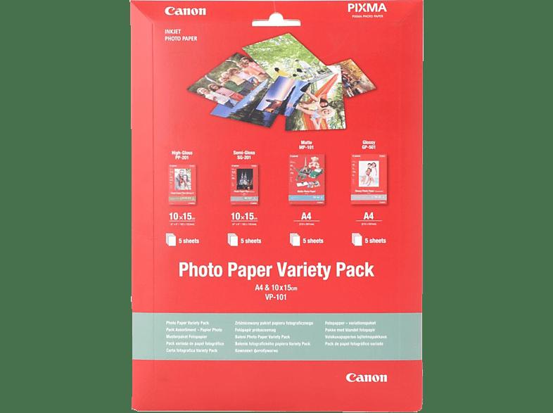 CANON Photo Paper Variety Pack A4 και 10x15cm VP-101 - (0775B079) laptop  tablet  computing  εκτύπωση   μελάνια χαρτί εκτύπωσης