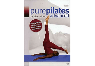 Pure Pilates Advanced - (DVD)