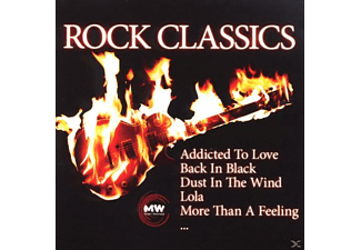 VARIOUS - Rock Classics [CD]