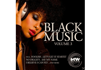 VARIOUS - Black Music Vol.3 [CD]