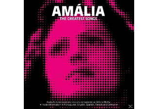 Amália Rodrigues - Greatest Songs - (CD)