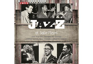 VARIOUS - Jazz At Salle Pleyel - (CD)