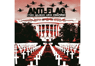 Anti-Flag - For Blood & Empire - (Vinyl)