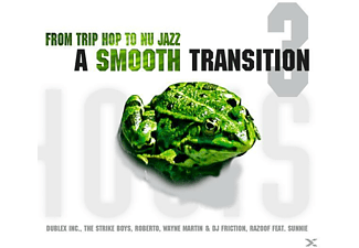 VARIOUS - FROM TRIP HOP TO NU JAZZ-A'S - (CD)