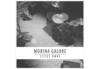 Mobina Galore - Cities Away - (CD)