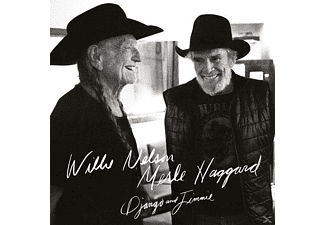 Haggard, Merle / Nelson, Willie - Django And Jimmie - (Vinyl)
