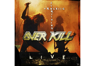 Overkill - Wrecking Everything [Vinyl]