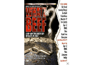 VARIOUS - Whatz Beef? - (DVD)