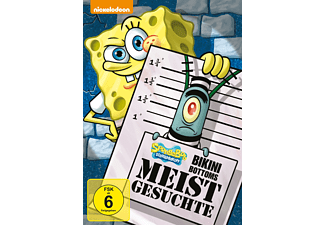 SpongeBob Schwammkopf – Bikini Bottom's Most Wanted [DVD]