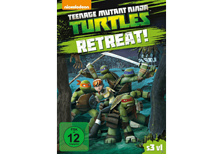 Teenage Mutant Ninja Turtles: Retreat [DVD]