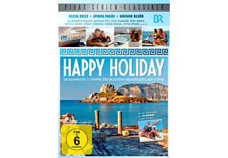 Happy Holiday - Staffel 1 - (DVD)