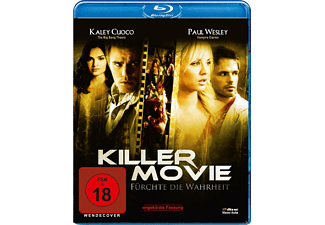 Killer Movie - (Blu-ray)