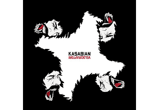 Kasabian - Velociraptor! (CD)