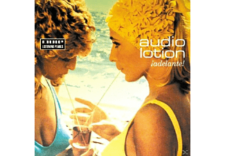 Audio Lotion - Adelante - (CD)