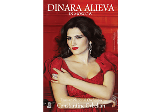 Dinara Alieva, Russian National Orchestra, Masters of Choral Singing, The Grand Choir - Dinara Alieva In Moskau [DVD]