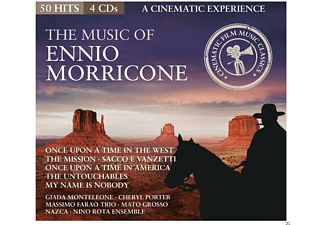 VARIOUS - The Music Of Ennio Morricone - (CD)