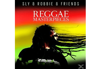 Sly&robbie&friends - Reggae Masterpieces - (CD)
