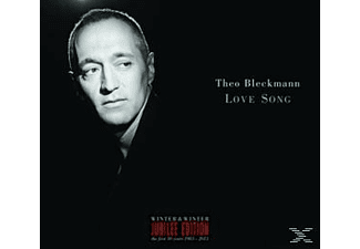 Theo Bleckmann - Love Song - (CD)