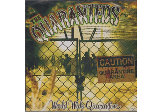 Quaranteds - World Wide Quarantine - (Vinyl)