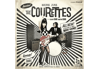 The Courettes - Here Are The Courettes - (EP (analog))