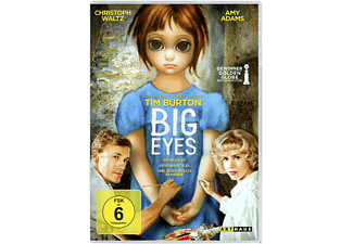 Big Eyes - (DVD)