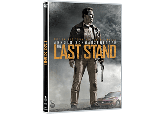 The Last Stand Action DVD