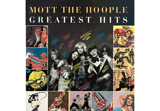 Mott the Hoople - GREATEST HITS - (CD)