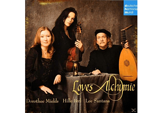 Dorothee Mields, Hille Perl, Lee Santana - Loves Alchymie - (CD)