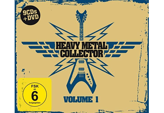 VARIOUS - Heavy Metal Collector Vol.1 - (CD)