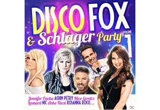 VARIOUS - Disco Fox & Schlager Party Vol.1 - (CD)