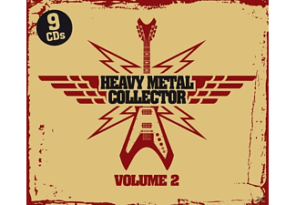 VARIOUS - 3eavy Metal Collector Vol.2 - (CD)