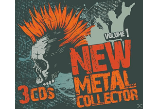 VARIOUS - New Metal Collector (Vol.1) - (CD)