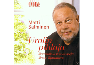 Matti Salminen, Tampere Po, Riku Niemi - Slavic Romances - (CD)