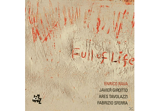 Javier Girotto - Full Of Life - (CD)