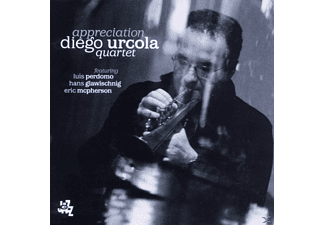 Diego Urcola - Appreciation - (CD)