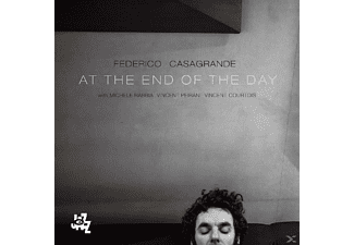 Casagrande,F./Rabbia,M./Courtois,V./Peirani,V. - At The End Of The Day - (CD)