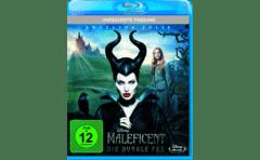 Maleficent - Die Dunkle Fee (Ungekürzte Fassung) [Blu-ray]
