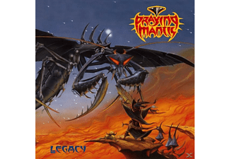 Praying Mantis - Legacy - (CD)