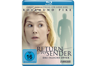 Return to Sender - (Blu-ray)